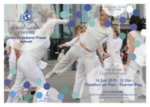 Global Water Dances Frankfurt am Main